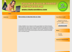 chatconvideo.com