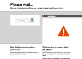 chavaramatrimony.com