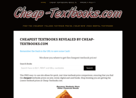 cheap-textbooks.com