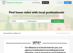 cheapercarinsurance.com