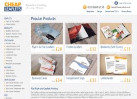 cheapleaflets.co.uk