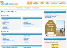 Cheapticketlinks.org