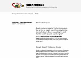cheatoogle.com