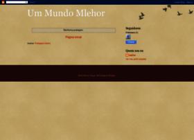 chegadesofrercalado.blogspot.com
