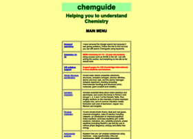 Chemguide.co.uk