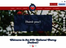 cherryfestival.org