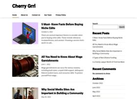 cherrygrrl.com