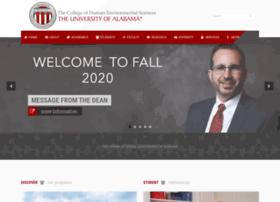 ches.ua.edu
