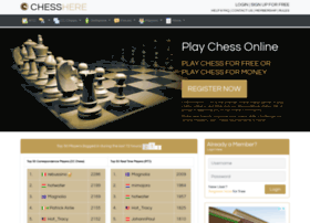 chesshere.com