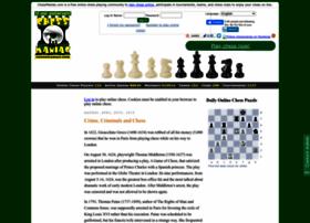 chessmaniac.com