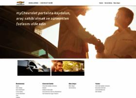 chevrolet.com.tr