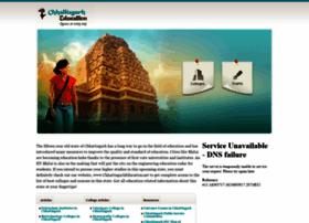 chhattisgarheducation.net