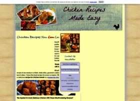 Chicken-recipes-made-easy.com