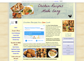 chicken-recipes-made-easy.com