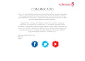 chileazul.cl