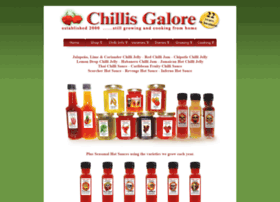 chillisgalore.co.uk