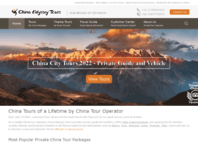 chinaodysseytours.com
