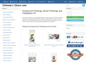 chineseartstore.com