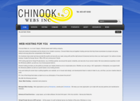 chinookwebs.com