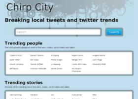 chirpcity.com
