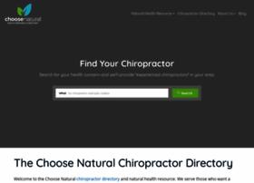 choosenatural.com