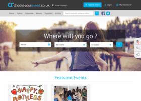 chooseyourevent.co.uk