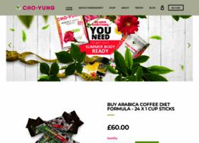 choyungtea.com