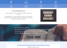 christianblog.com