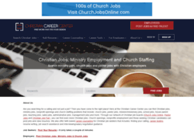 christiancareercenter.com