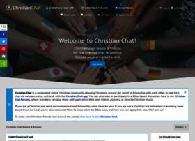 christianchat.com