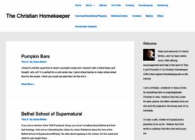 christianhomekeeper.org