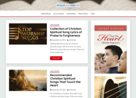 christianlyricsonline.com