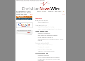 christiannewswire.com