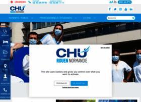 Chu-rouen.fr