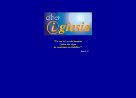 ciberiglesia.net
