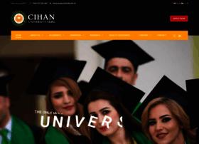 Cihanuniversity.edu.iq