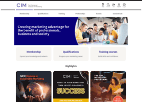 cim.co.uk