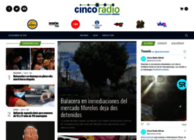 Cincoradio.com.mx
