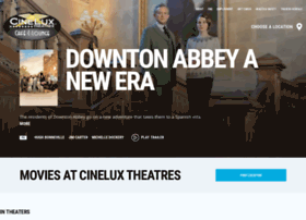 Cineluxtheatres.com