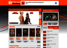 cinemalaplata.com