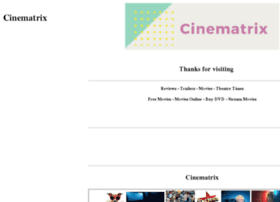 cinematrix.com.au