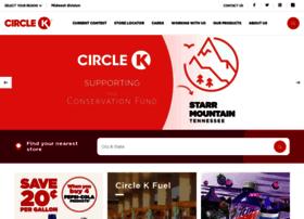 Circlekmidwest.com