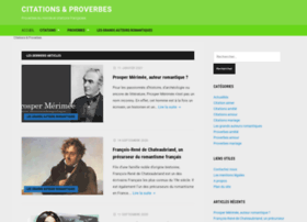 citation-proverbe.fr