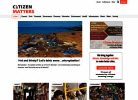 citizenmatters.in