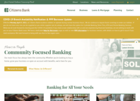 citizens-banking.com