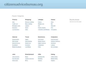 citizensadvicebureau.org