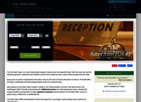 City-hotel-tabor-vienna.h-rsv.com