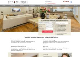 city-residence.de