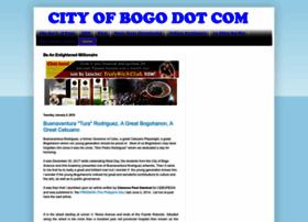 Cityofbogo.com