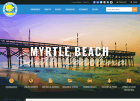 cityofmyrtlebeach.com